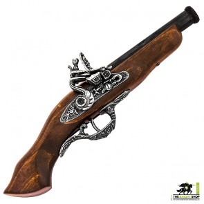 Flintlock Pistol - 17th Century