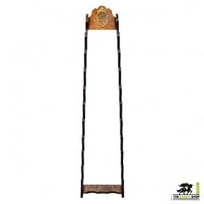 Floor/Wall Display Rack - 10 Swords/Pistols