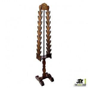 Floor Display Stand/Rack - 20 Swords/Pistols