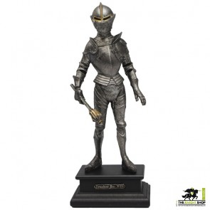 Pewter Knight with Mace