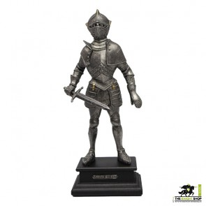 Pewter Knight with Dagger