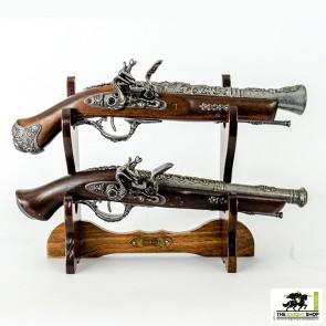 Display Stand - 2 Swords/Pistols