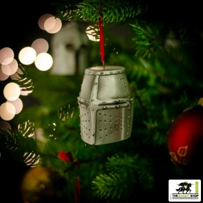 Great Helm Christmas Bauble