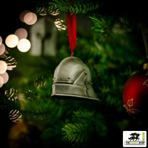 Long-Tailed Sallet Christmas Bauble