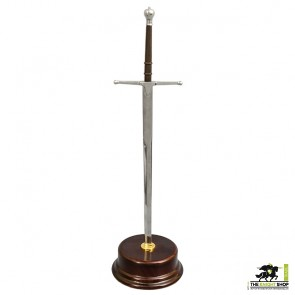 Vertical Letter Opener Stand - Wood