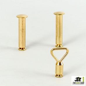 Brass Wall Hanger for Swords