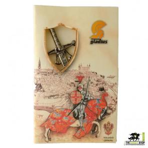 Robin Hood Letter Opener - Silver