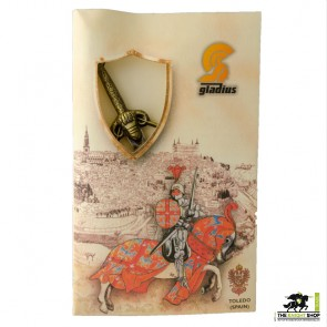 Ramshead Claymore Letter Opener – Bronze