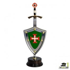 Robin Hood Letter Opener and Shield Set