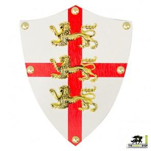 Richard the Lionheart Shield - Letter Opener Wall Mount
