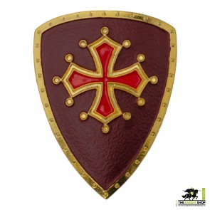 Cathars Shield Magnet