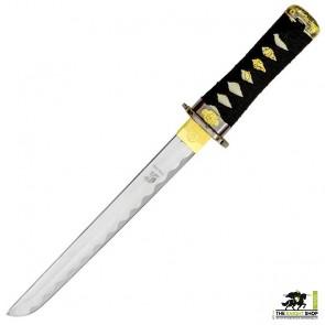 Samurai Tanto - Black