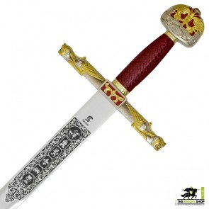 Charlemagne Sword - Deluxe