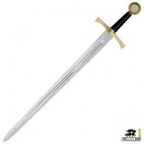 Armorial Sword - Brass