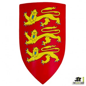 3 Lions of England Shield
