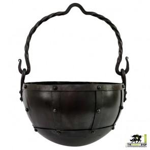 Medieval Cauldron / Cooking Pot - 9 litre
