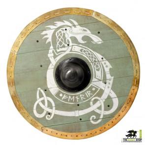 Fenrir Viking Shield
