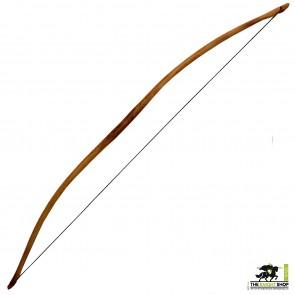 Medieval Longbow with Arrows
