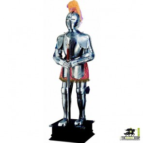 Charles V Suit of Armour - Etched