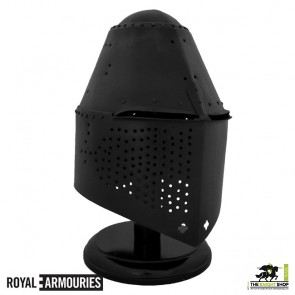 Royal Armouries English Great Helm - Half Scale