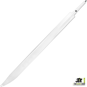 Red Dragon HEMA Synthetic Messer Blade - White