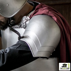 Knight Errant Pauldrons (Shoulder Armour)