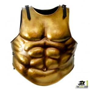 Bronze Hoplite Cuirass (Back & Breast Plates)