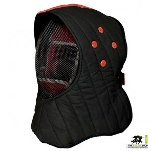 Red Dragon Full Mask Overlay - Large