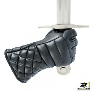 Padded Fencing Gloves Large