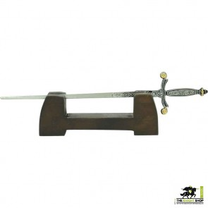 Wooden Letter Opener Stand