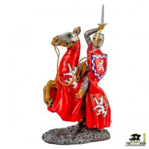 William Wallace on Horseback Figurine