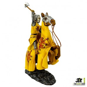 Robert the Bruce on Horseback Figurine