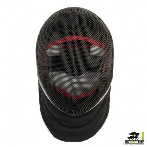 X Large 1600N Red Dragon HEMA Tournament Fencing Mask